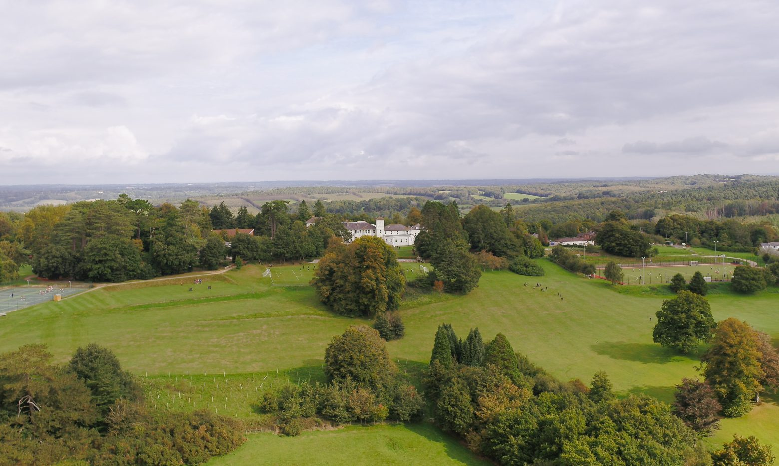 Vinehall Grounds